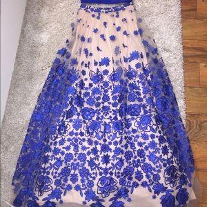 Dresses & Skirts - Beautiful 2 Piece Prom Dress